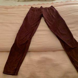 Victoria's Secret seamless leggings